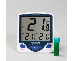 Jumbo Display Memory Monitoring Thermometer, 5mL