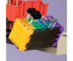 Rota-Rack Tube Rack with Mounting Accessories for Phlebotomy
