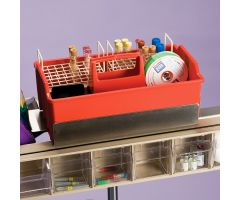 Specimen Caddy with Tube Racks for Phlebotomy Work Stations
