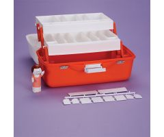 Economy Emergency Box with Security Seal Eyelets