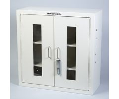 Medical Storage Cabinet with Keyless Entry Digital Lock - Large