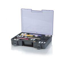 Briefcase Drug Box