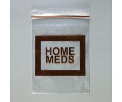 Home Meds Bags, 6 x 8