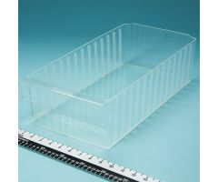 Supply Drawer, 8x5x18 - Clear