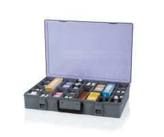 Briefcase Drug Box, Large
