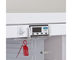 Lockable Thermostat Cover