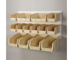Bin Hanging System, 36x19
