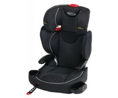 AFFIX Youth Booster Seat with Safety Surround and Latch System