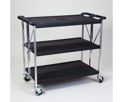 Fold N Go  Space Saving Folding Cart