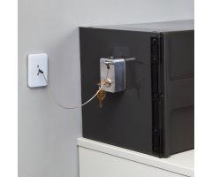 Location Lock, Key Lock, keyed different