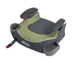AFFIX Backless Booster Seat with Latch System