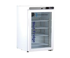 ABS Freestanding Pharmacy/Vaccine Refrigerator, 2.5 cu. ft.