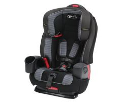 Nautilus 65 3-in-1 Harness Booster Car Seat with Safety Surround Protection
