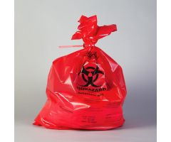 Autoclavable Biohazard Bags - 25 per pack
