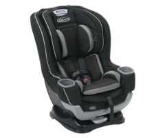 Extend2Fit Convertible Car Seat featuring RapidRemove