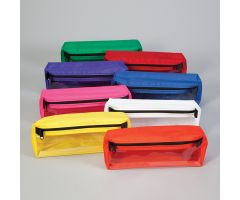 Colored Pouches, Set of 8