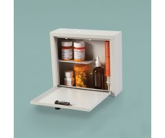 Steel Drug Box with Combination Lock