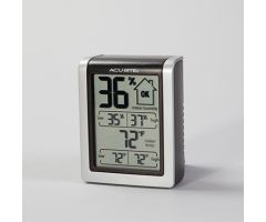 Temperature and Humidity Monitor