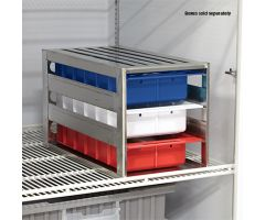 Stainless Steel Refrigerator Storage Rack