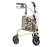 Drive Medical Winnie Lite Supreme 3 Wheel Walker Rollator