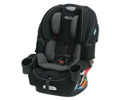 4Ever 4-in-1 Car Seat featuring TrueShield Technology