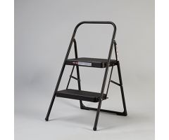 2-Step Steel Folding Step Stool