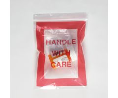 Handle With Care Bags, 6x8