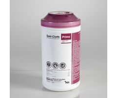 Sani Cloth Prime Germicidal Wipes Canister Case