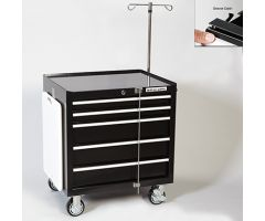 Multi-Purpose 5-Drawer Cart, Complete