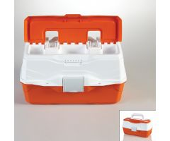 Emergency Box with Eyelets, 2-Tray