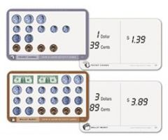 Coin-u-lator Activity Cards