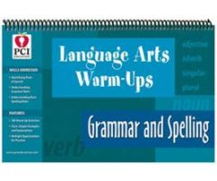 Language Arts Warm-Ups: Grammar and Spelling