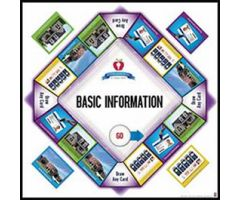 Life Skills Series for Today's World: Basic Information Game