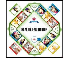 Life Skills Series for Today's World: Health & Nutrition Game