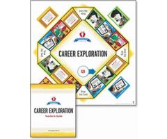 Life Skills Series for Today's World: Career Exploration Game