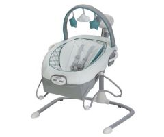 Duet Sway LX Swing with Portable Bouncer