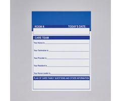 Care Team Communication Board