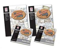 U.S. History Shorts COMBO (Both Books & Both Audio CD Sets)