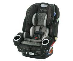 4Ever DLX Platinum 4-in-1 Car Seat