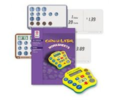 Coin-u-lator (1), Worksheets & Activity Cards COMBO