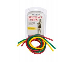 TheraBand Tubing, Active Recovery Kit, Light