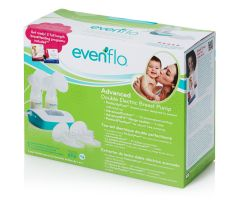 Evenflo Advanced Breast Pump Double, Electric