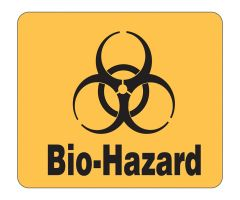 Bio-Hazard Labels