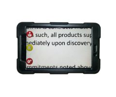 Mercury 8 Electronic Magnifier with Speech