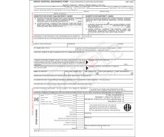 Group Hospital Insurance Form