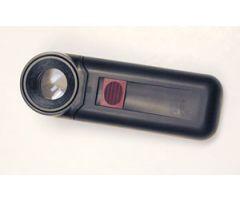 15X Glass Illuminated Magnifier