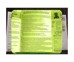 """14"""" x 12"""" Yellow Page Magnifier"""