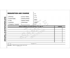Requisition and Charge 3041/2