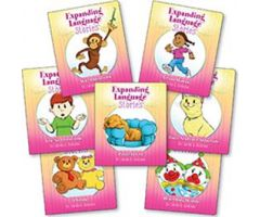 Expanding Language Stories 7-Book Set