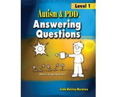 Autism & PDD Answering Questions: Level 1